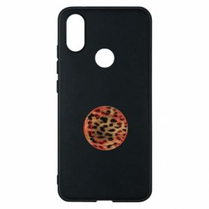 Phone case for Xiaomi Mi A2 Leopard skin