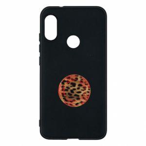 Phone case for Mi A2 Lite Leopard skin