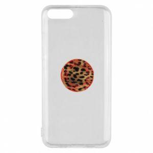 Phone case for Xiaomi Mi6 Leopard skin