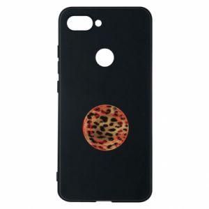 Phone case for Xiaomi Mi8 Lite Leopard skin