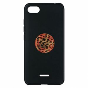 Phone case for Xiaomi Redmi 6A Leopard skin