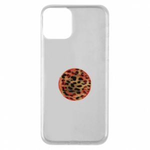 Phone case for iPhone 11 Leopard skin