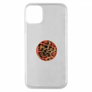 Phone case for iPhone 11 Pro Leopard skin