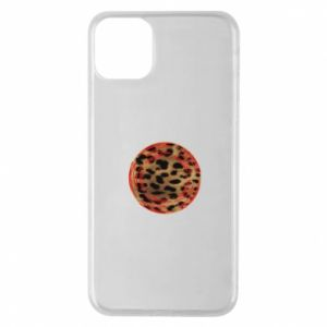 Phone case for iPhone 11 Pro Max Leopard skin