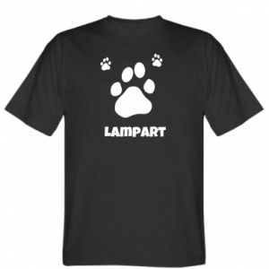 T-shirt Leopards trail