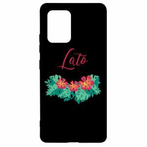 Samsung S10 Lite Case Summer