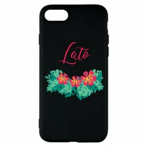 iPhone SE 2020 Case Summer