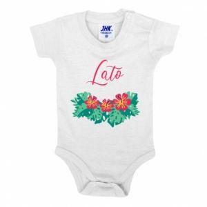 Baby bodysuit Summer