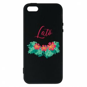 Etui na iPhone 5/5S/SE Lato