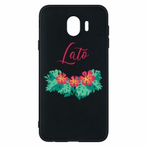 Phone case for Samsung J4 Summer