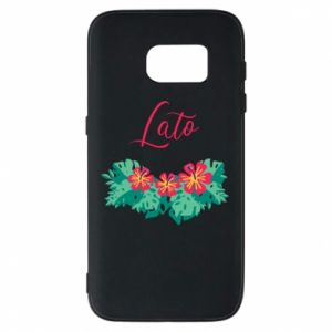 Phone case for Samsung S7 Summer