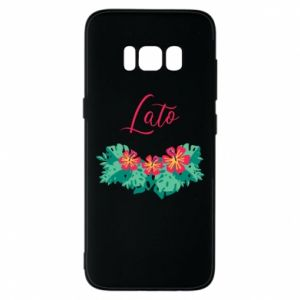 Phone case for Samsung S8 Summer