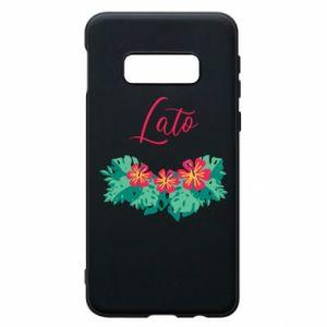 Phone case for Samsung S10e Summer
