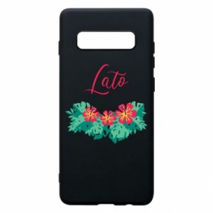 Phone case for Samsung S10+ Summer