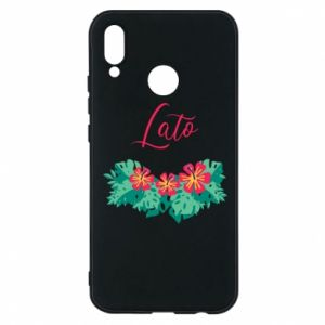 Phone case for Huawei P20 Lite Summer