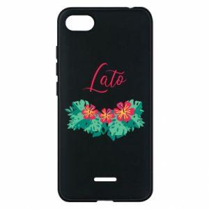 Phone case for Xiaomi Redmi 6A Summer