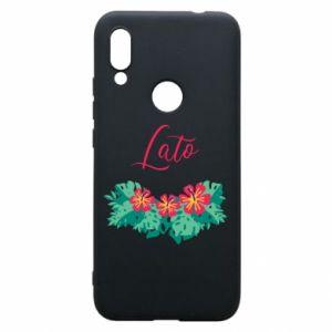 Phone case for Xiaomi Redmi 7 Summer