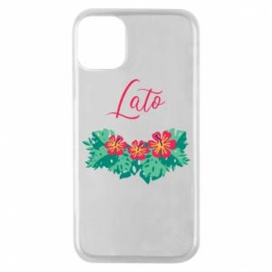 Phone case for iPhone 11 Pro Summer
