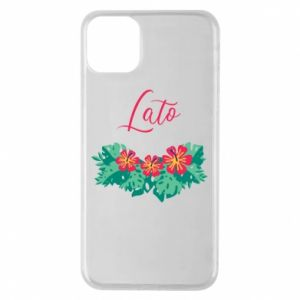 Phone case for iPhone 11 Pro Max Summer