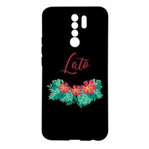 Xiaomi Redmi 9 Case Summer