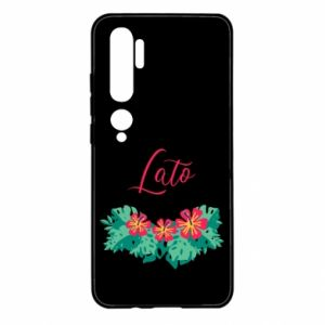 Xiaomi Mi Note 10 Case Summer