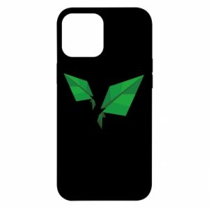 Etui na iPhone 12 Pro Max Leaves abstraction