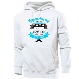 Men's hoodie Legendary dad