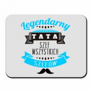 Mouse pad Legendary dad