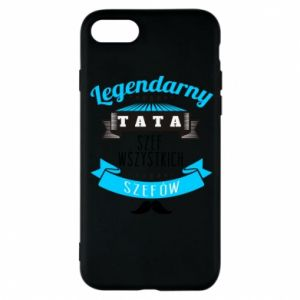 Phone case for iPhone 7 Legendary dad