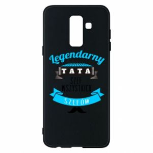 Phone case for Samsung A6+ 2018 Legendary dad