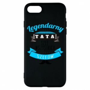 Phone case for iPhone 8 Legendary dad