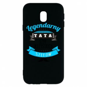 Phone case for Samsung J3 2017 Legendary dad