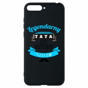 Phone case for Huawei Y6 2018 Legendary dad