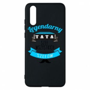 Huawei P20 Case Legendary dad