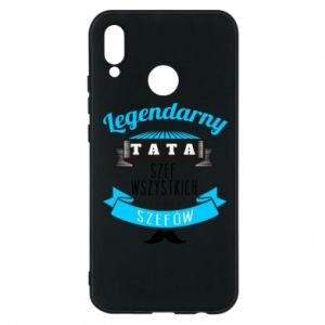 Phone case for Huawei P20 Lite Legendary dad