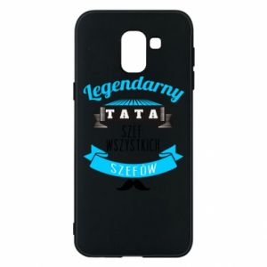 Phone case for Samsung J6 Legendary dad