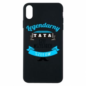 Phone case for iPhone Xs Max Legendary dad