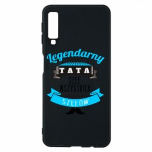 Phone case for Samsung A7 2018 Legendary dad