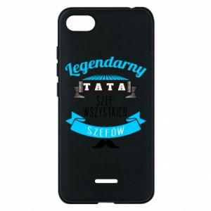 Phone case for Xiaomi Redmi 6A Legendary dad