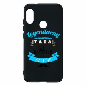 Phone case for Mi A2 Lite Legendary dad