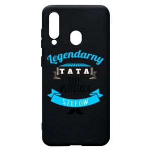 Phone case for Samsung A60 Legendary dad