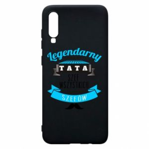 Phone case for Samsung A70 Legendary dad