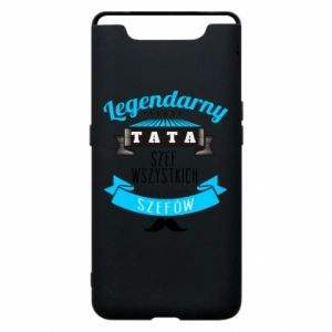 Phone case for Samsung A80 Legendary dad