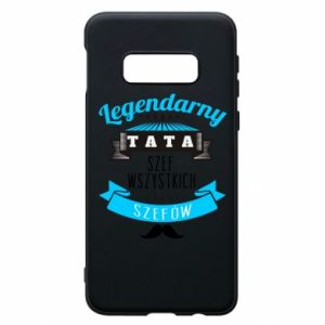 Phone case for Samsung S10e Legendary dad