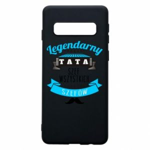 Phone case for Samsung S10 Legendary dad