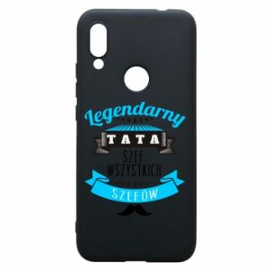 Phone case for Xiaomi Redmi 7 Legendary dad