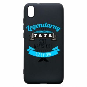 Phone case for Xiaomi Redmi 7A Legendary dad