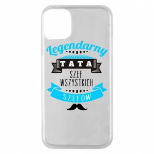 Phone case for iPhone 11 Pro Legendary dad