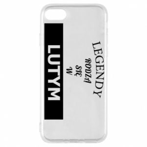 Etui na iPhone 8 Legendy rodzą się w lutym
