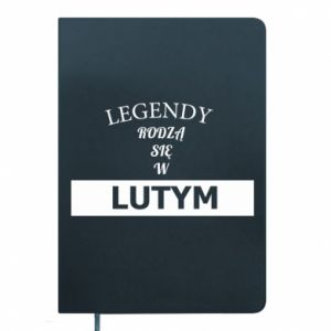 Notes Legendy rodzą się w lutym
